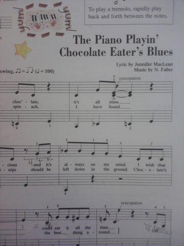 Piano Playin In The Living Room Lyrics