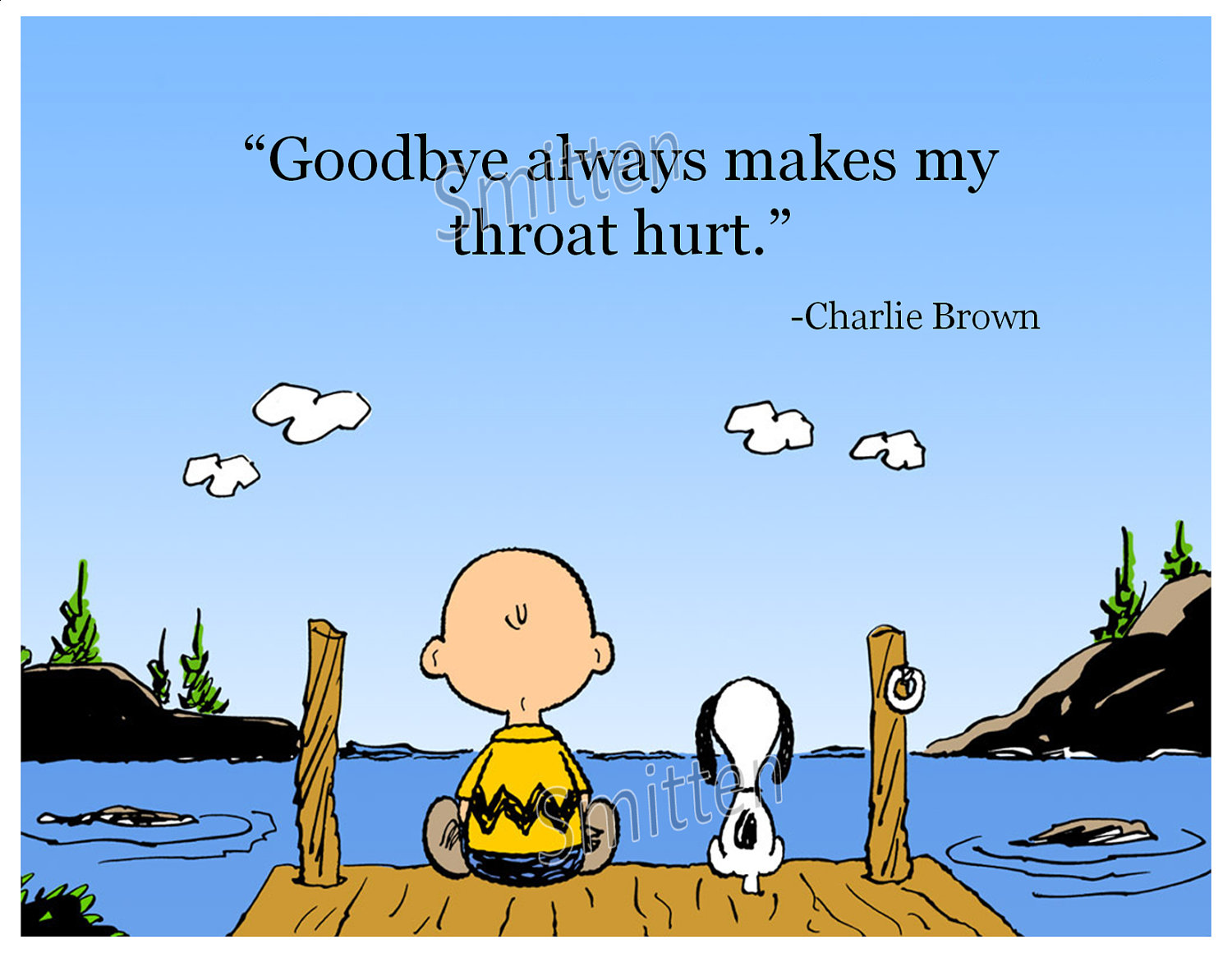 All Kinds of Goodbyes and Why They Hurt So Much – Empty ...