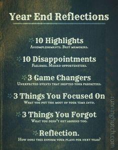 yearendreflections